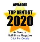 Award for Top Dentist 2020